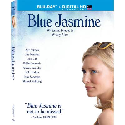 Blue Jasmine on DVD