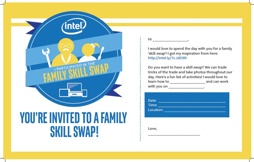 Intel Family Skill Swap