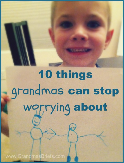 things grandmas worry about