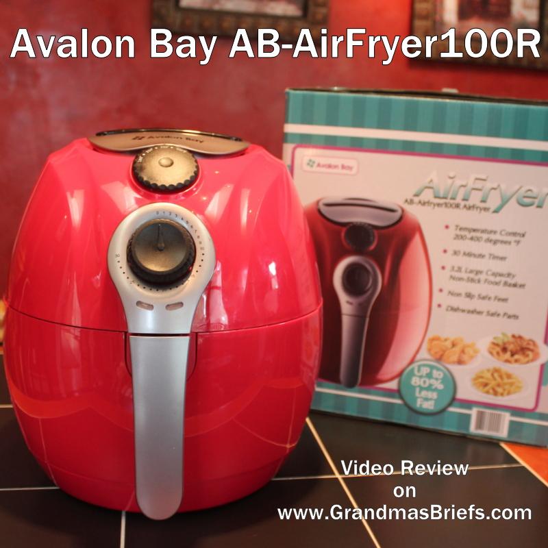 AB-Airfryer100R