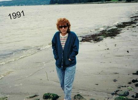 short hair 1991