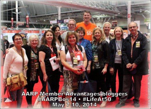 AARP Member Advantages bloggers