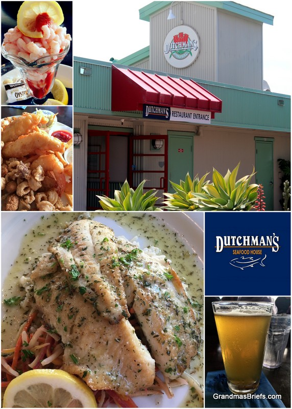 dutchman's seafood house