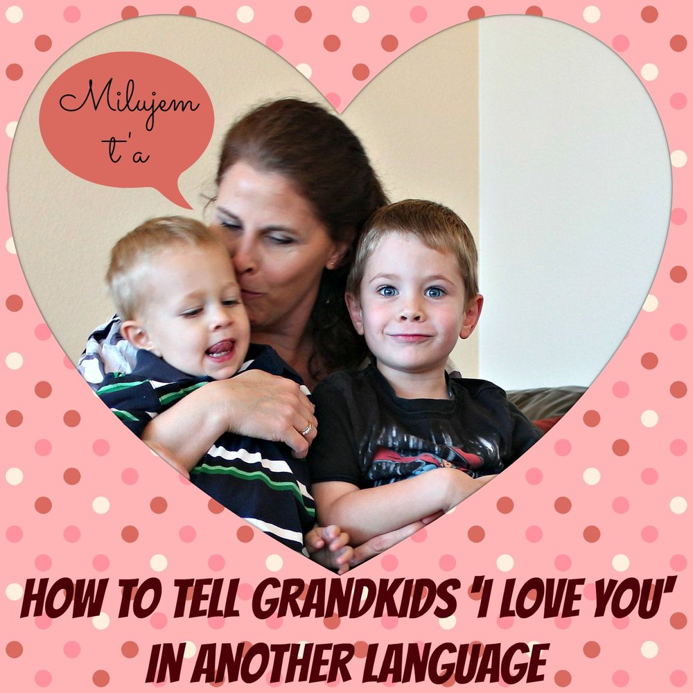 how to say i love you in another language