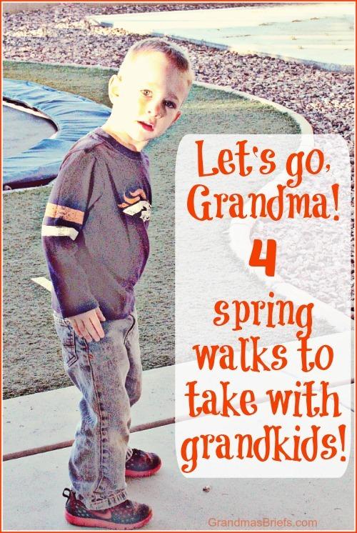 spring walks