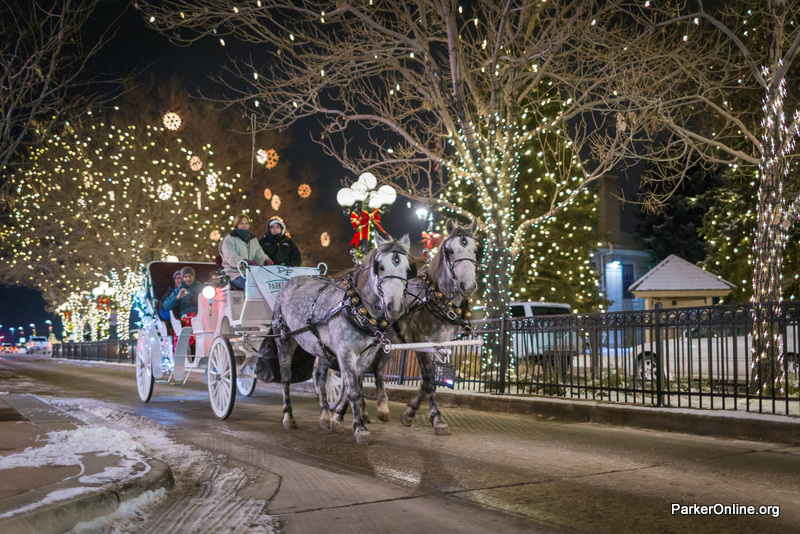 Parker Carriage Rides