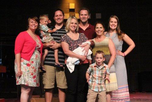 baptism pics