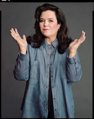 Rosie O'Donnell The Boomer List