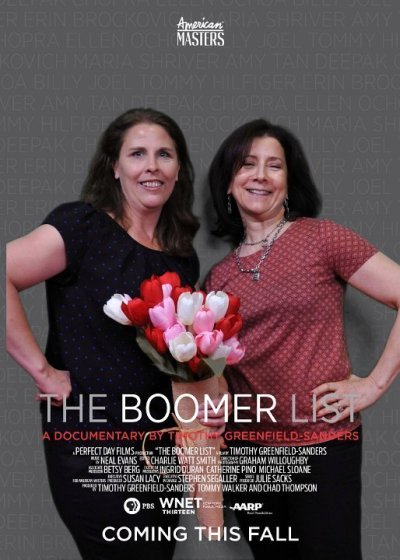 The Boomer List fake poster