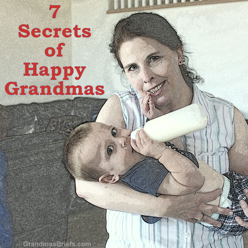 secrets of happy grandma