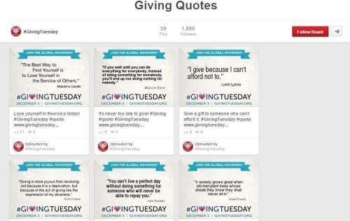givingtuesday quotes