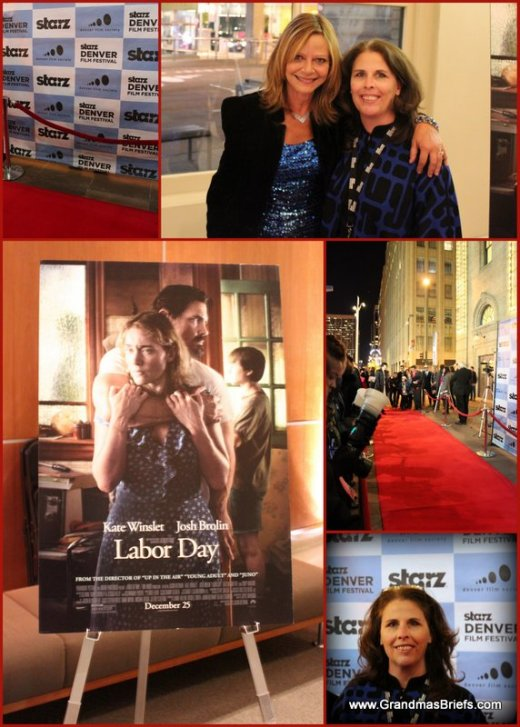 SDFF36 Labor Day red carpet
