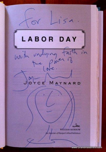 Labor Day signature