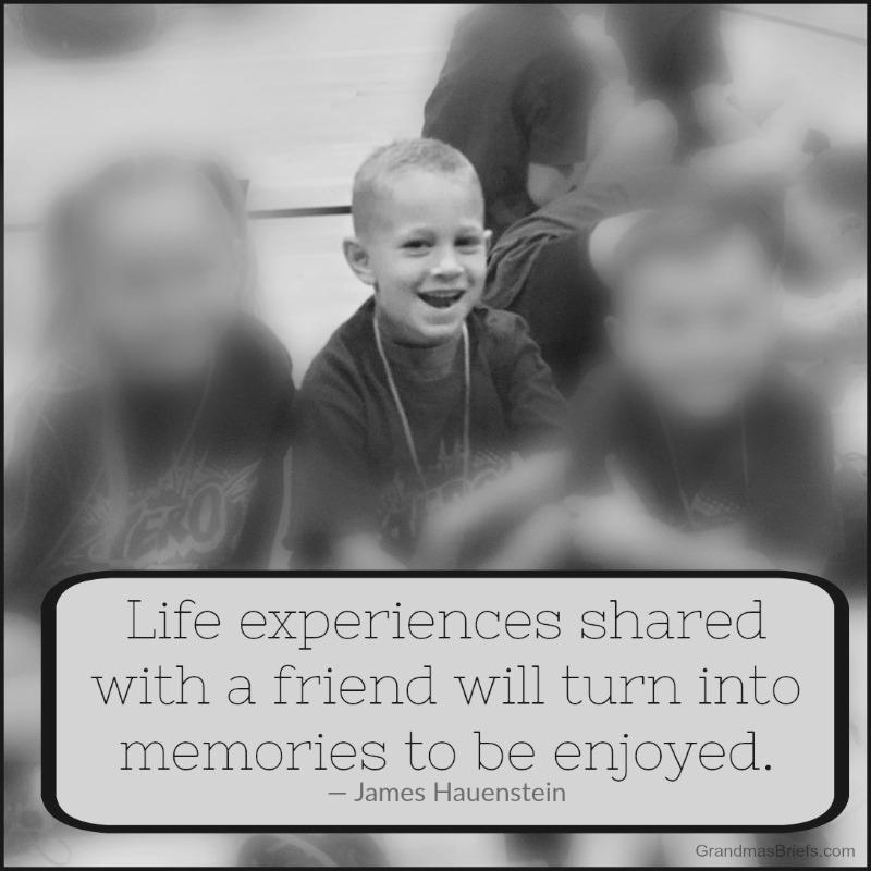 life experiences quote