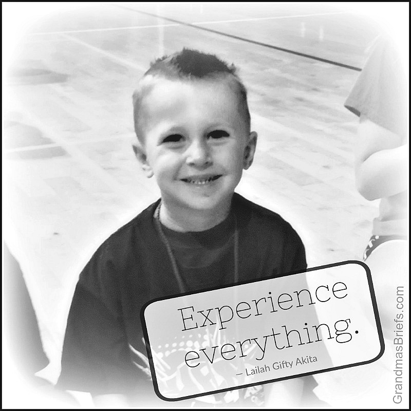 experience everything quote