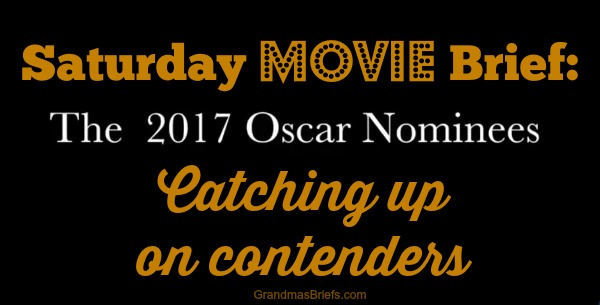 oscar nominated films