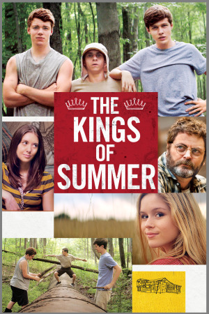 The Kings of Summer movie