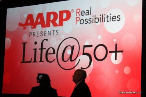 Life@50+ Laura Bush presentation