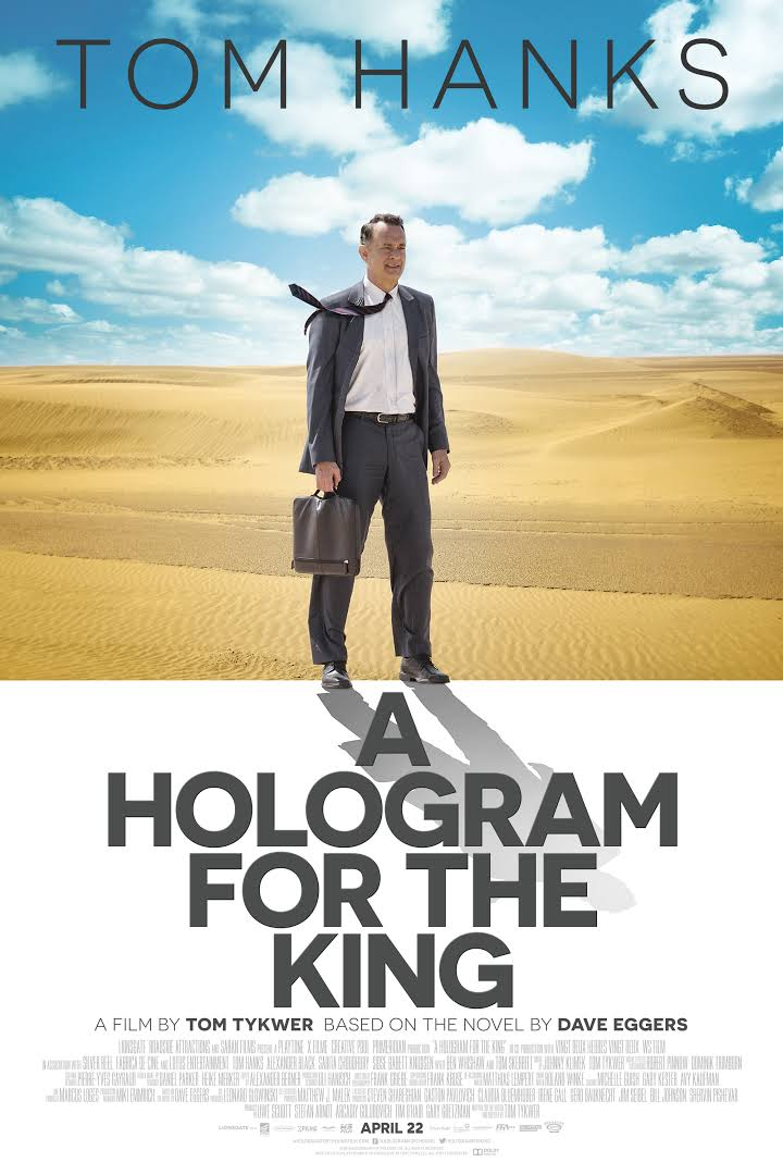 a hologram for the king movie