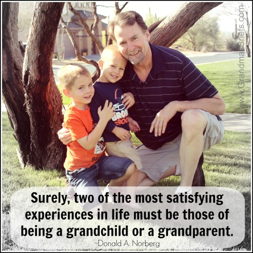 grandfather and grandsons quote