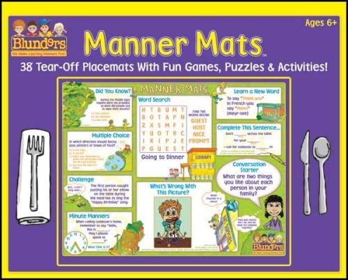 manner mats