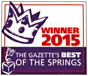 2015 Best of the Springs winner