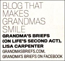 blog that makes grandmas smile