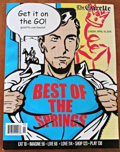 2015 best of the springs mag