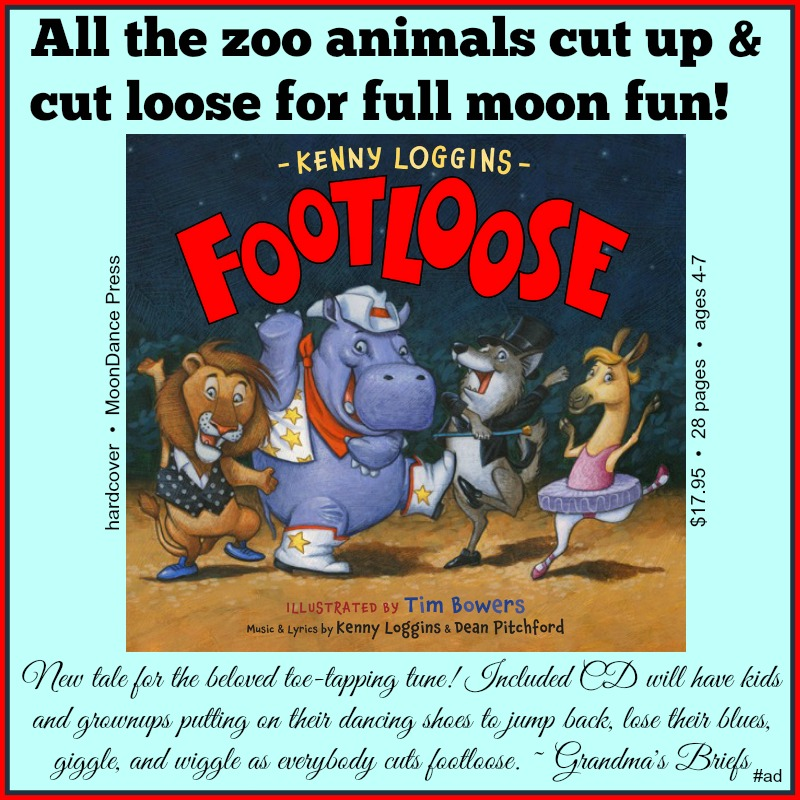 footloose picture book