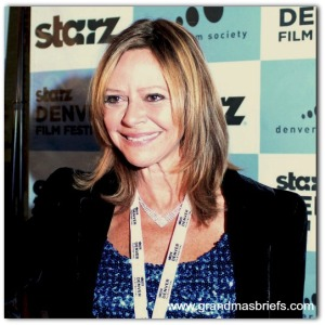 Joyce Maynard at Starz Denver Film Festival