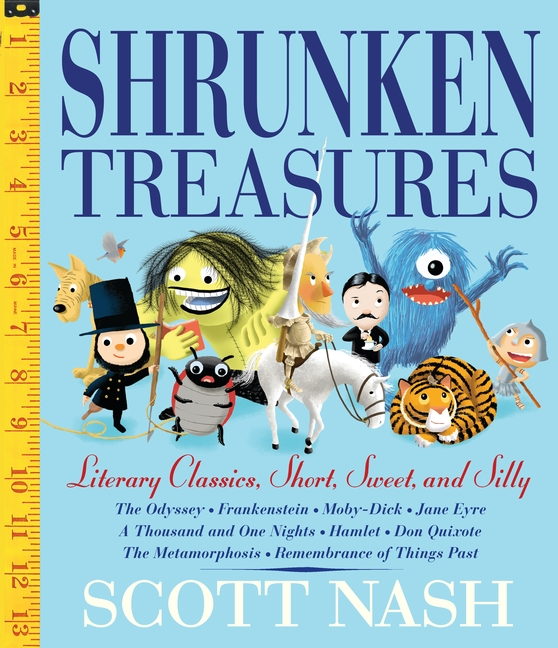shrunken treasures by scott nash