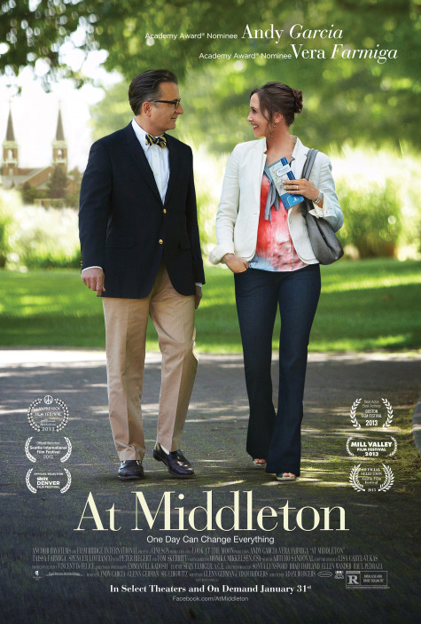At Middleton theatrical poster