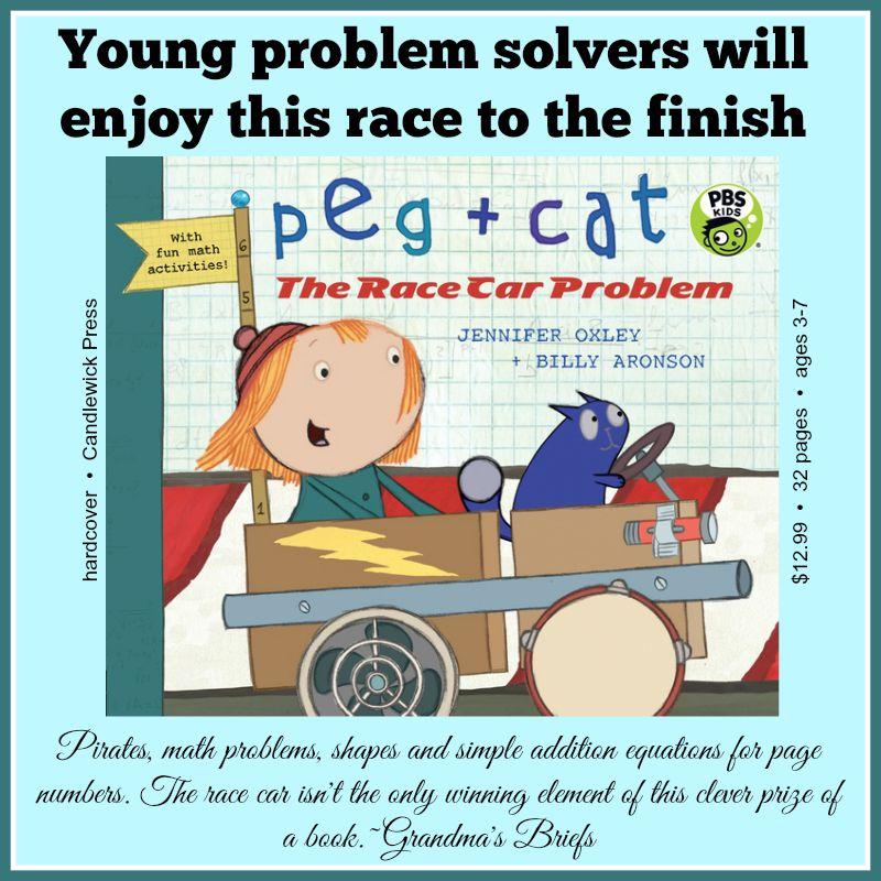 peg + cat race car problem