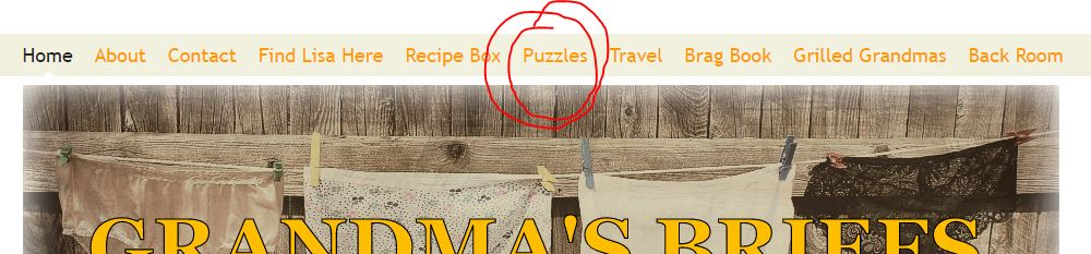 puzzles for grandmothers