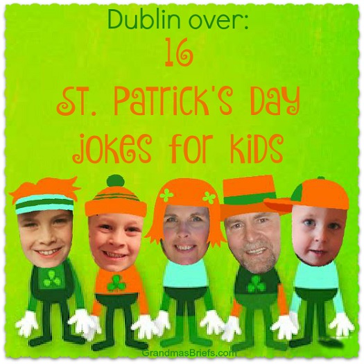 st. patrick's day jokes for kids