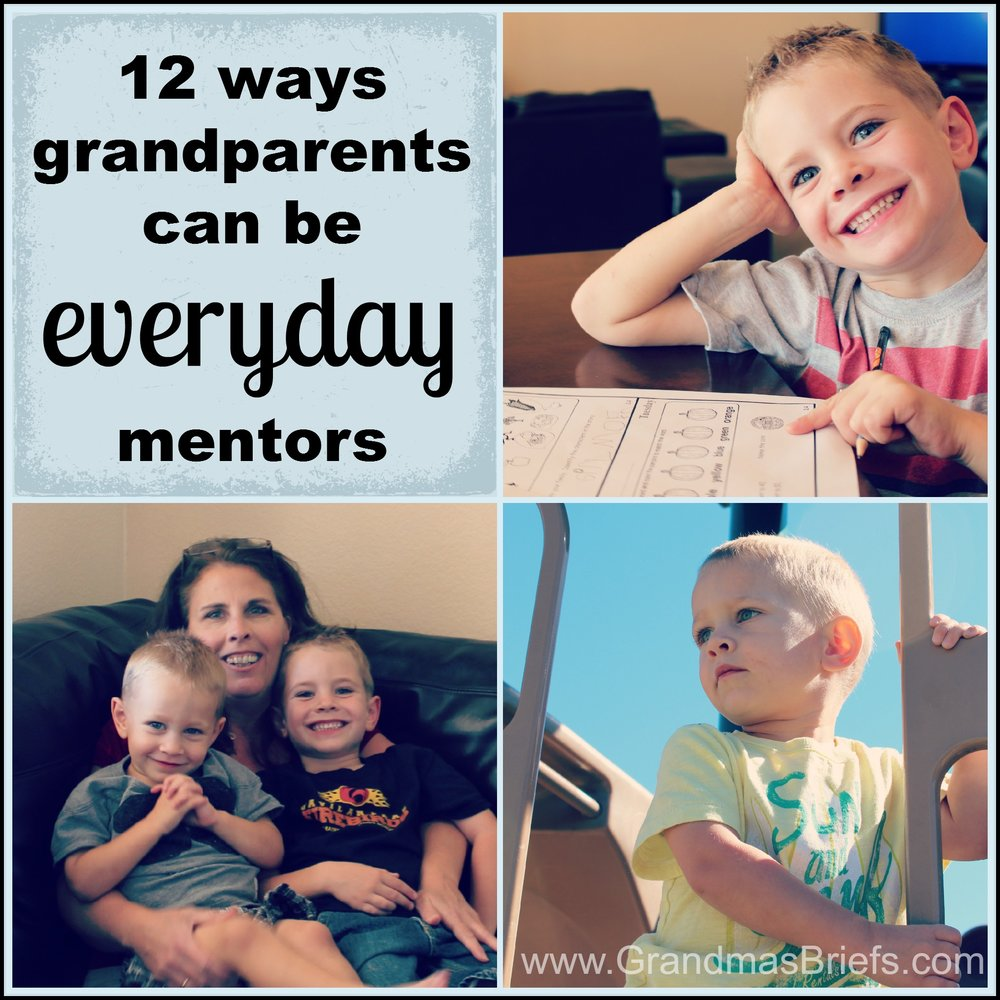 grandparents as mentors