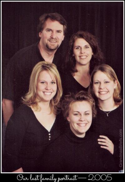 carpenter family portrait