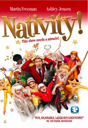 Nativity! starring Martin Freeman