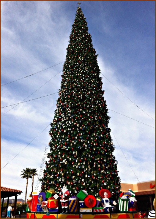 nation's tallest christmas tree