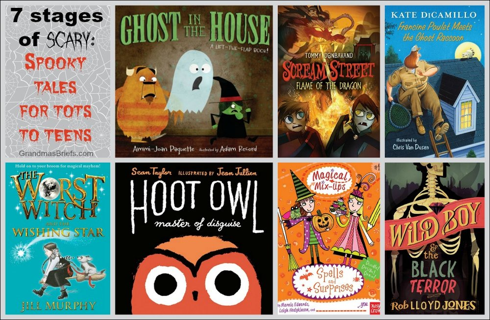 candlewick press halloween books