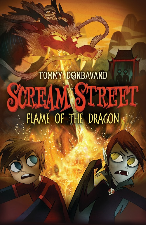 Scream Street Flame of the Dragon