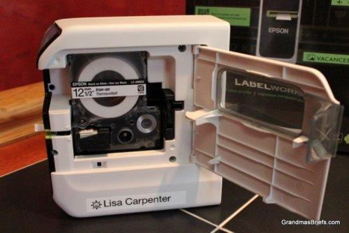 epson labelworks