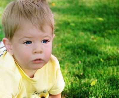 one-year-old boy