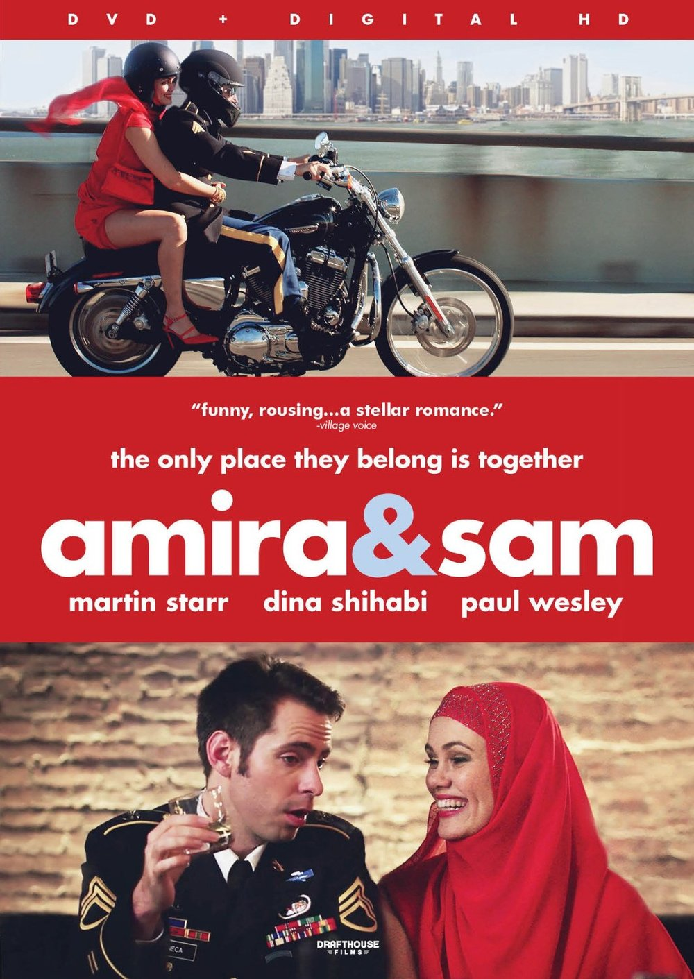 Amira & Sam DVD
