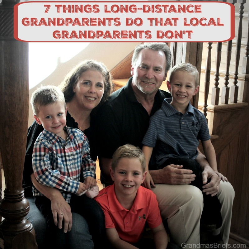 long-distance grandparents