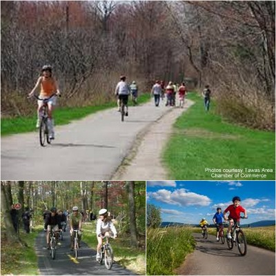 michigan bike trails