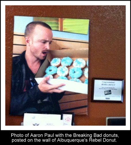 Breaking Bad donuts