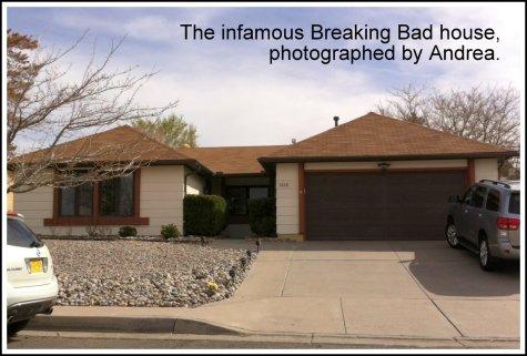 breaking bad house