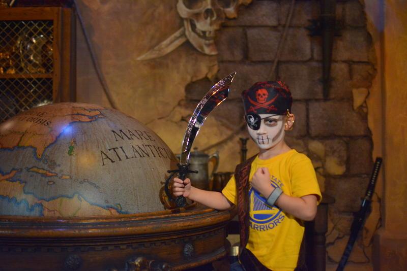walt disney world pirates league