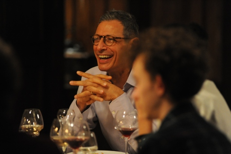Jeff Goldblum, Le Week-End